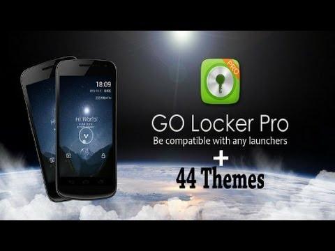 Go Locker Pro Para Android [+ 44 Themes]