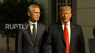 2018 Annual Nato Summit