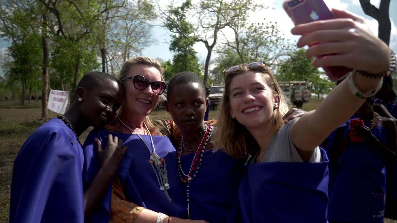 Amref: Saskia Noort - ARP -Tanzania