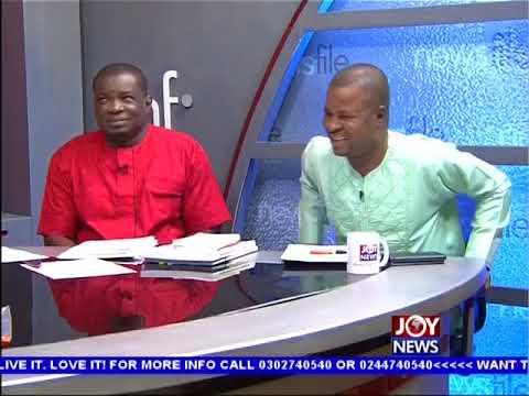 UH Histroy Controversy - Newsfile on JoyNews (12-5-18)