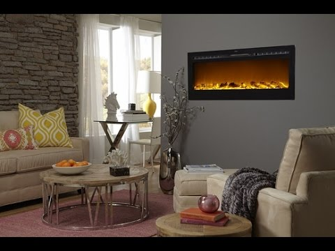 How to Install a Touchstone Sideline Recessed Electric Fireplace - How To Install A Touchstone Sideline Recessed Electric Fireplace