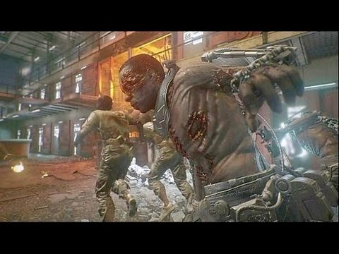 Call Of Duty Advanced Warfare How To Unlock Zombies In Exo Survival Youtube