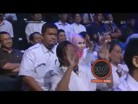 Adu Program Ahok vs Anies Desember 2016 [Jakarta Kece Net Tv]