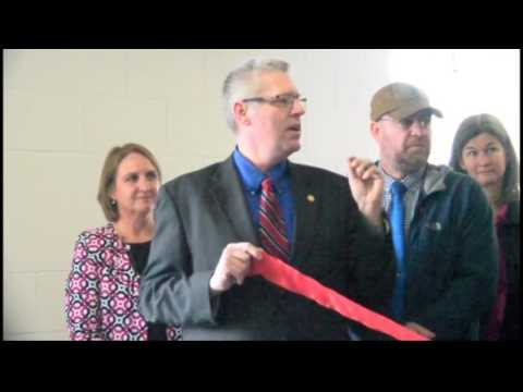 Z-TEC Education Center has grand opening in Manistique