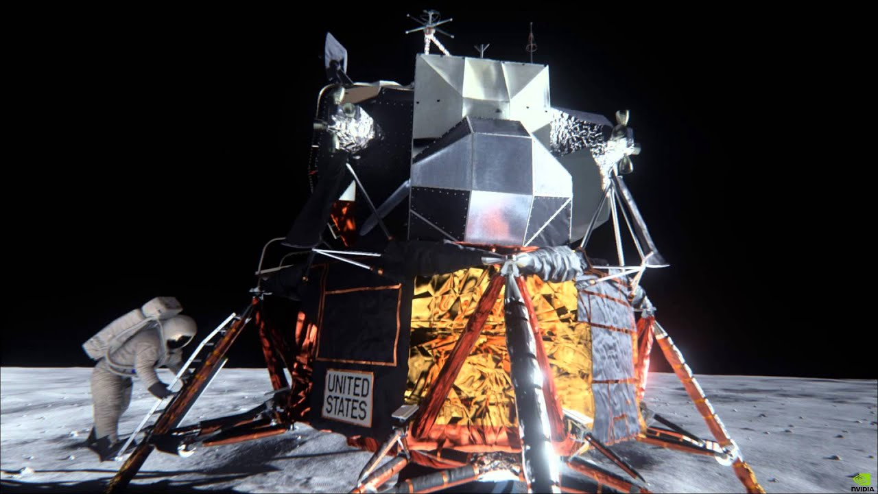 Nvdia Maxwell GTX970/980 Apollo 11 Demo HD 60FPS Video ...