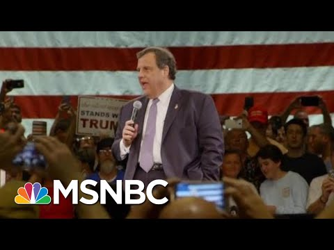 former-governor-chris-christie-under-consideration-for-attorney-general-post-|-craig-melvin-|-msnbc