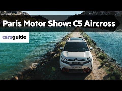 Citroen C5 Aircross 2019 revealed