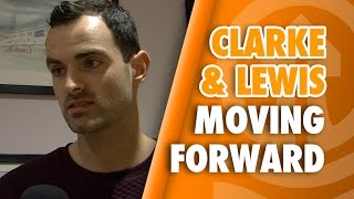 Peter Clarke & Joe Lewis Look Ahead To Boxing Day