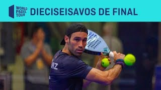 Resumen Dieciseisavos de Final (segundo turno) Sao Paulo Open | World Padel Tour