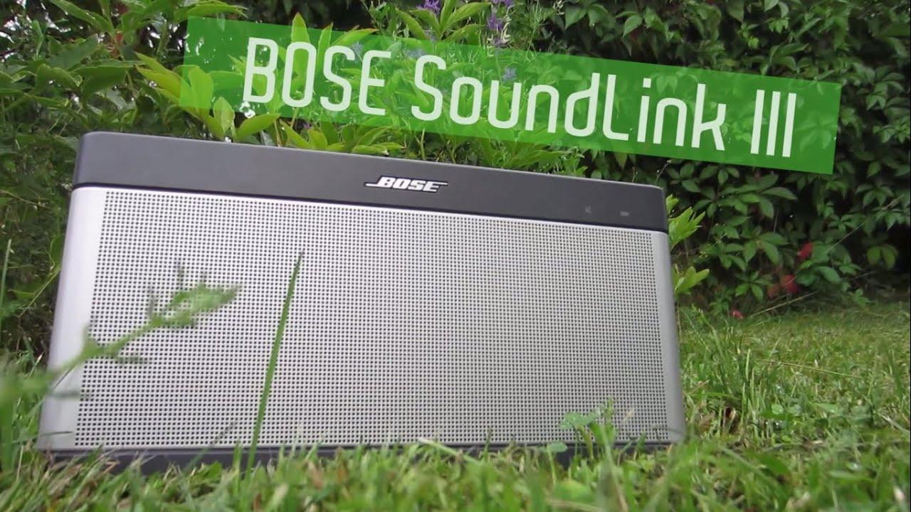 Bose Soundlink 3 chính hãng nhập Mỹ, Made in Mexico 100% sealbox, bảo hành 12 tháng - 3