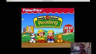 Windows 2000 & Fisher Price Reading