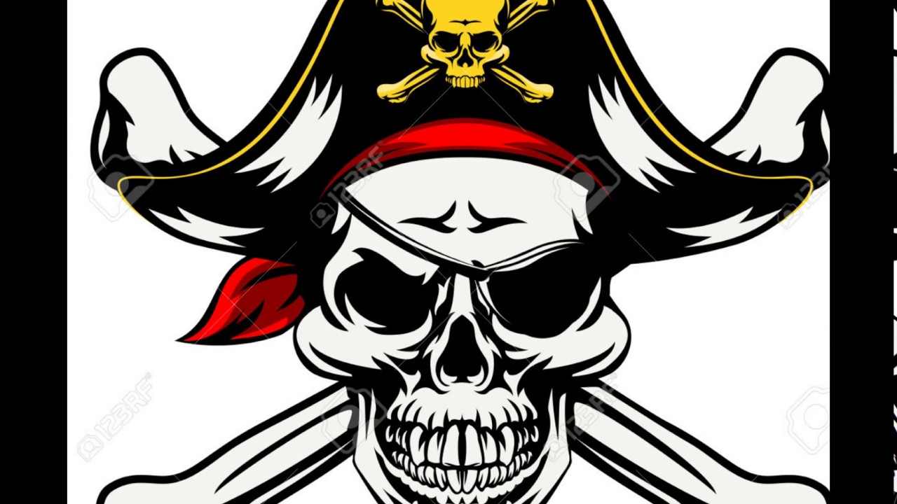 Calavera De Piratas Youtube
