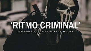 RITMO CRIMINAL - BASE DE RAP / OLD SCHOOL HIP HOP INSTRUMENTAL USO LIBRE (PROD BY LA LOQUERA 2019)