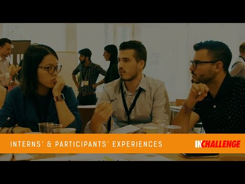 PARTICIPANTS & INTERNS SPEAK – #INCHALLENGE2018