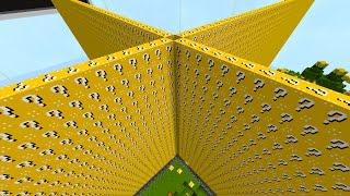 Minecraft LUCKY BLOCK WALLS! #1 | (Minecraft Modded Minigame)
