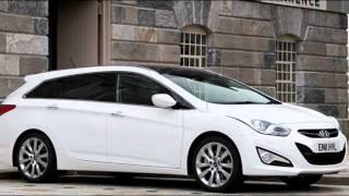 Hyundai i40 Tourer 2012 Videos