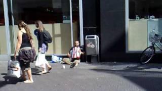 SUPER SES!! Den Haag Centrumda!Kesfedilmemis!Garip BULgar!MUTLAKA IZLEYIN