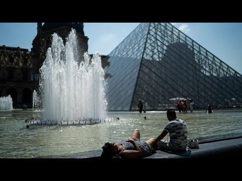 وزير الصحة الفرنسي يدعو المواطنين إلى -الصمود- أمام فيروس كورونا مع ارتفاع قياسي لدرجات الحرارة  - 10:59-2020 / 8 / 8