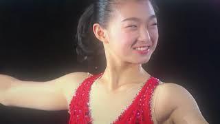【のびのび】全日本1位 坂本花織の全日本エキジビションでの艶技 坂本花織 検索動画 28