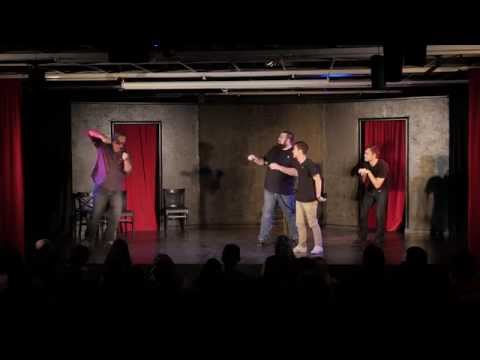 The Revengers - Red Rocks Improv Festival 2015