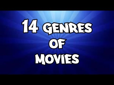 14 GENRES OF MOVIES