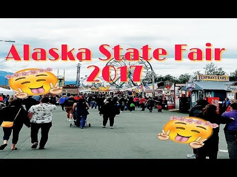 Anchorage, AK 2017 | See My City - Alaska State Fair