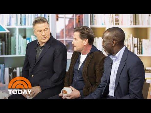 'The Public' Stars Alec Baldwin, Emilio Estevez, Michael K. Williams Talk New Movie   TODAY
