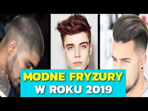 Fryzury Męskie 2019 Najmodniejsze Fryzury Włosy David