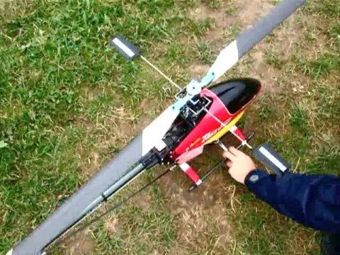 Awfull r/c helicopter - YouTube
