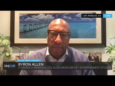 Byron Allen Sues McDonald's for Racial Discrimination in Advertising