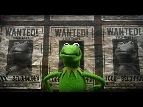Muppets Most Wanted - New UK Trailer | Official Disney HD
