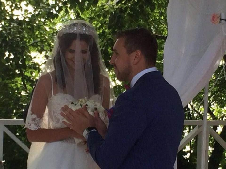 Свадьба эллы сухановой и игоря трегубенко видео