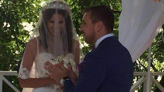 Свадьба Эллы Сухановой и Игоря Трегубенко
