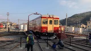 津山まなびの鉄道館 旅立ちの汽笛