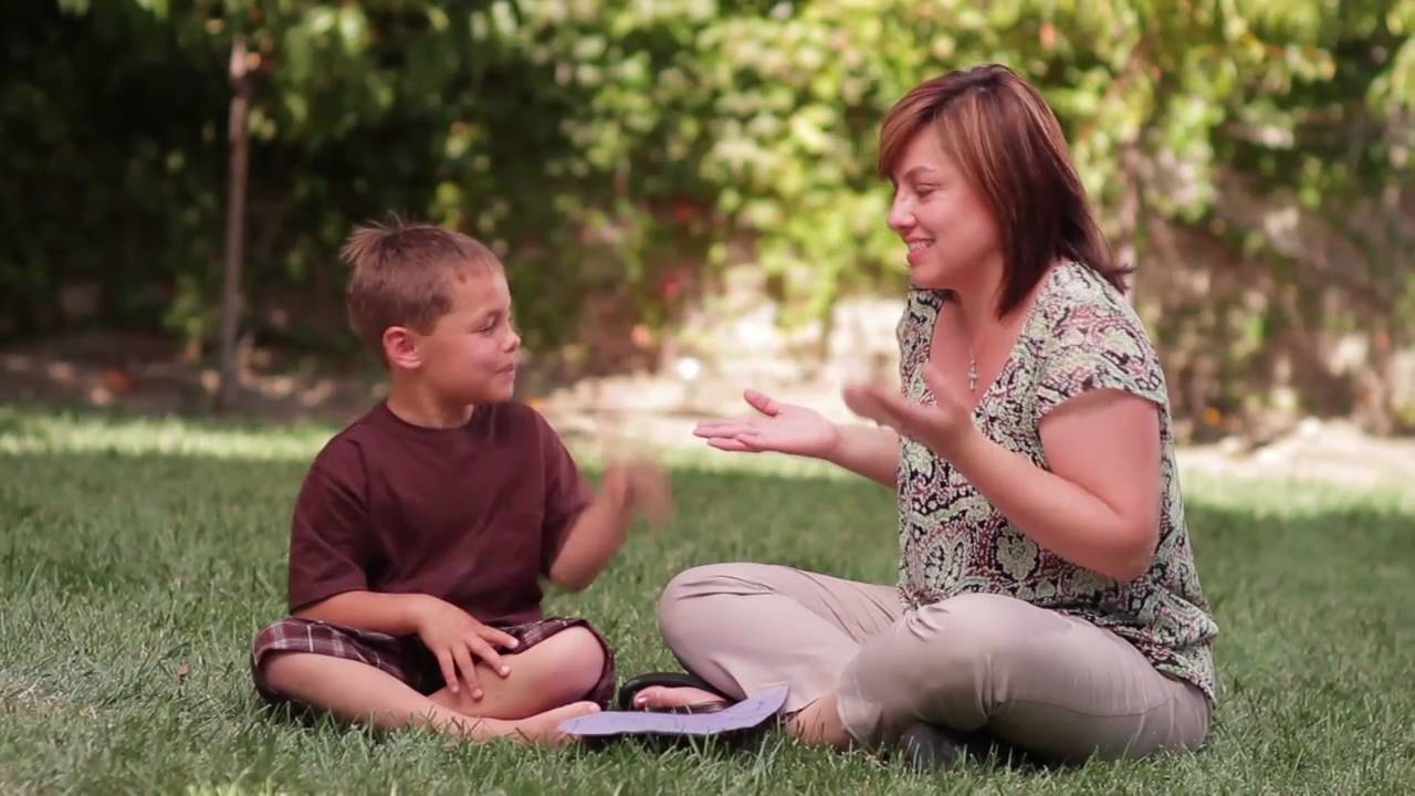 ... Your Child's Eyes: American Sign Language [Subtitled] - YouTube