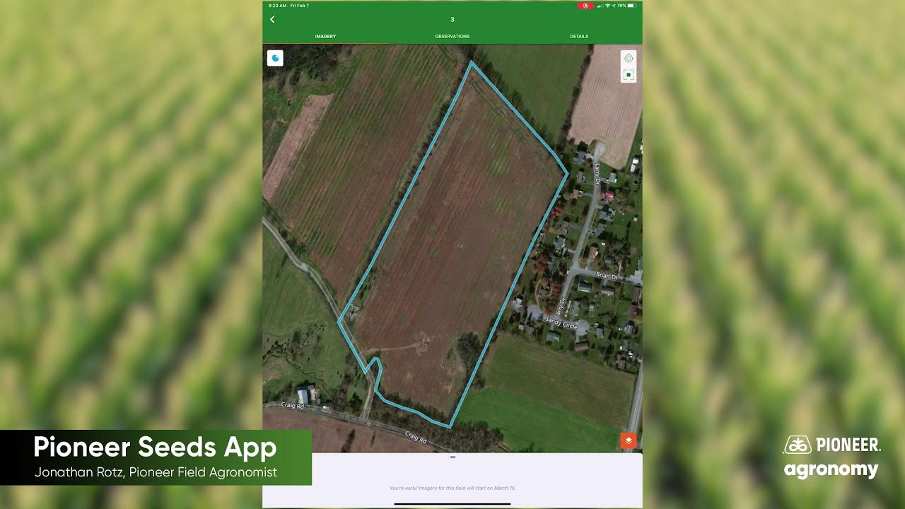 How to Plan for a Successful Year with the Pioneer Seeds App