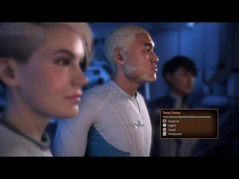 Mass Effect: Andromeda (GAMEPLAY)