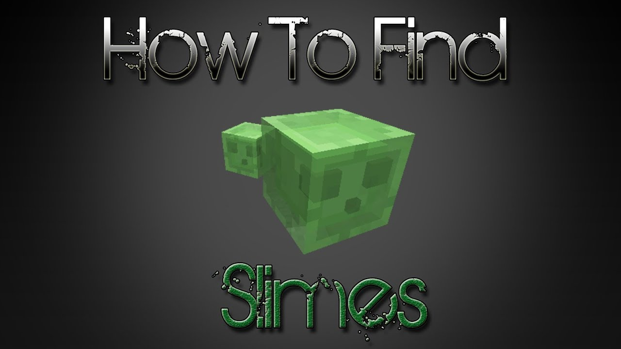 How to find slimes on minecraft xbox 360 edition 182 youtube ccuart Choice Image