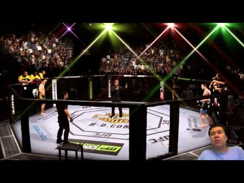 EA Sports UFC - Vitor Belfort's Walk In