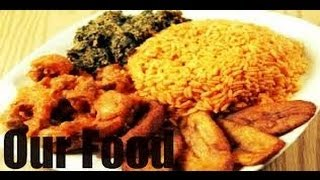 Liberian Ethnic Foods - Doboy - Delicious Meal - Mission Trip To Liberia 2012