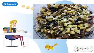 Салат с курицей и шампиньонами и сыром Приготовление рецепт с фото