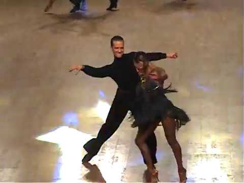 Dmitriy Pugachev & Daria Glukhova, Samba, WDSF International Open Latin, Dynamo Grand Prix - 2014