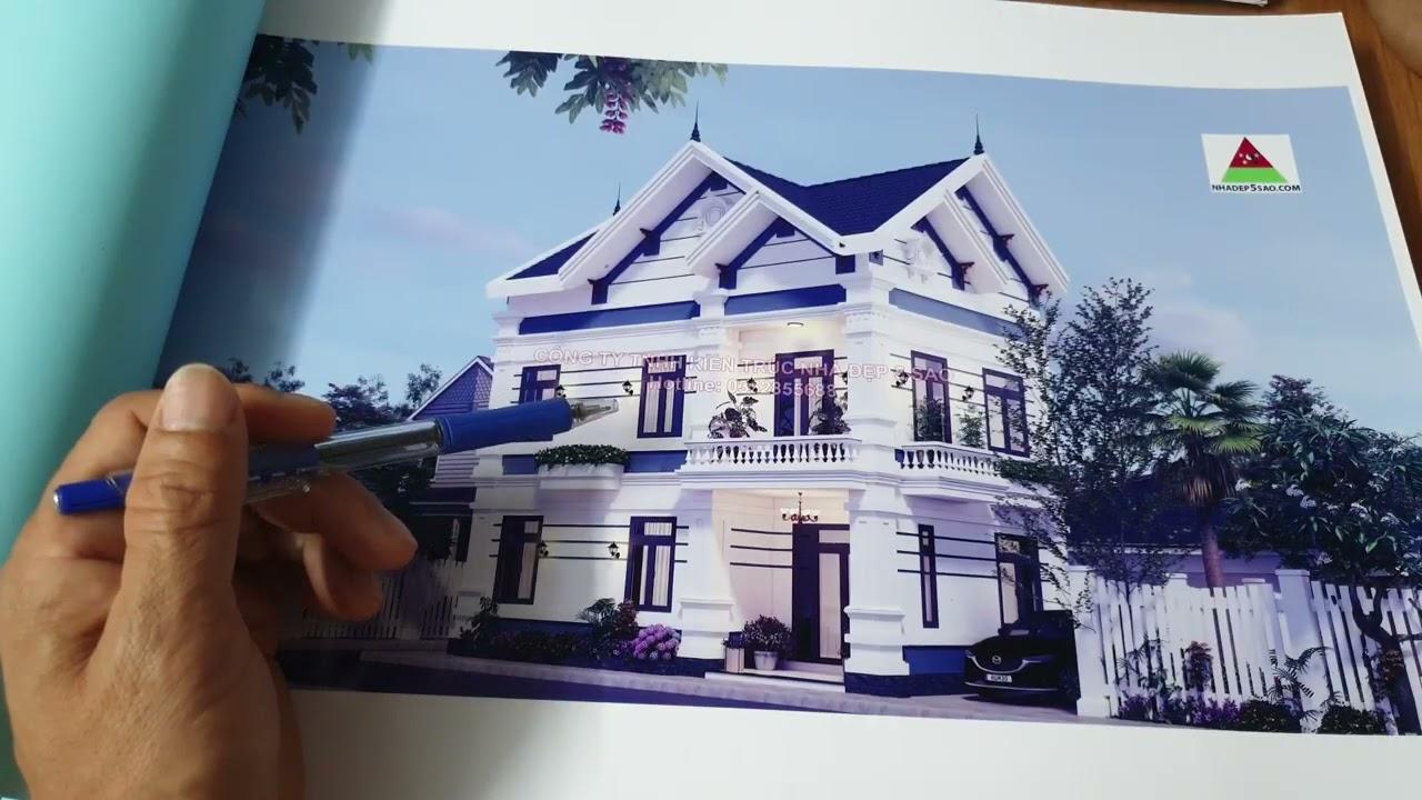 image NHÀ ĐẸP mái thái 2 tầng tại Phú Xuyên Hà Nội - Kiến Trúc Nhà Đẹp 5 Sao  Nhà đất Bắc Kạn