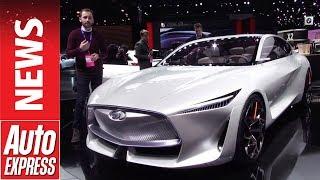 Infiniti Q Inspiration Concept dazzles at Detroit Motor Show