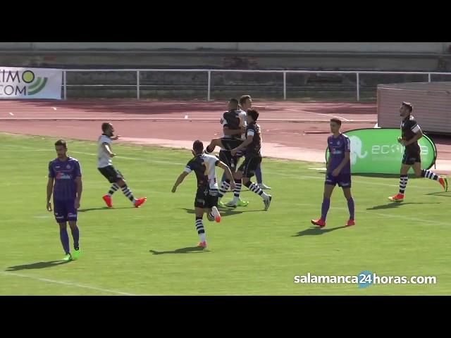 Resumen Unionistas CF 2-1 Cristo Atlético