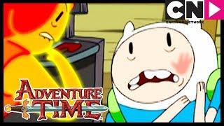 Время приключений  | Горячо наощупь | Cartoon Network