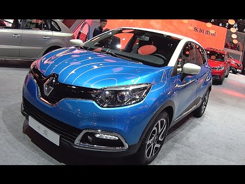 new crossover renault captur 2016 2017 video interior exterior youtube. Black Bedroom Furniture Sets. Home Design Ideas