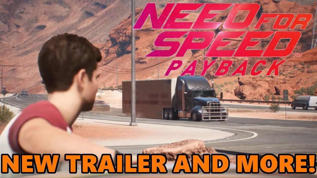 need for speed payback new trailer full analysis confirmed cars in car list and more youtube. Black Bedroom Furniture Sets. Home Design Ideas