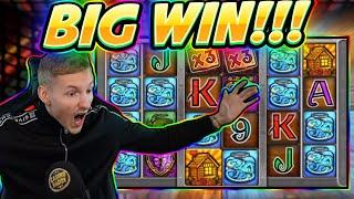 HUGE WIN!! Lil Devil BIG WIN -  Casino Games from Casinodaddy live stream