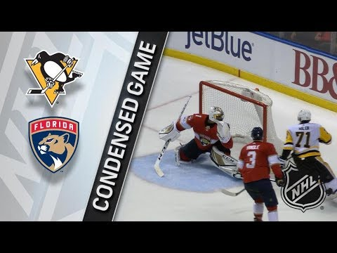 Pittsburgh Penguins vs Florida Panthers – Feb. 24, 2018 | Game Highlights | NHL 2017/18. Обзор
